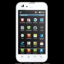 ... gratis LG Optimus White Edition, 4 maanden korting, 1 jaar abonnement