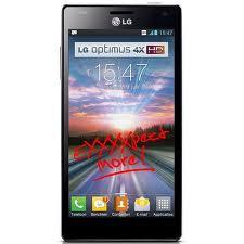 LG Optimus HD